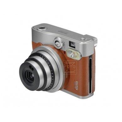 Fotoaparatas Fujifilm Instax Mini 90 Brown 2