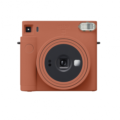 Fotoaparatas Fujifilm Instax Square SQ1 terracotta orange