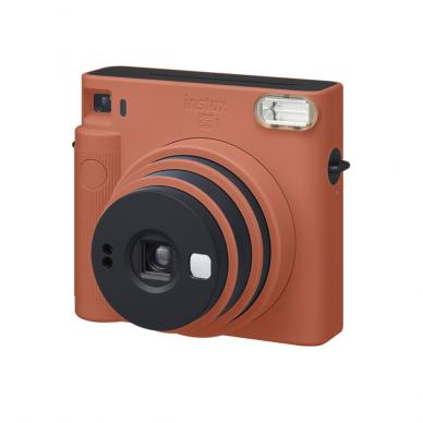 Fotoaparatas Fujifilm Instax Square SQ1 terracotta orange 2