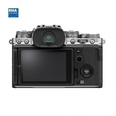 Fotoaparatas Fujifilm X-T4 Silver 5