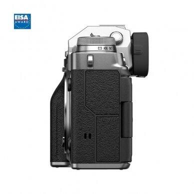 Fotoaparatas Fujifilm X-T4 Silver 7