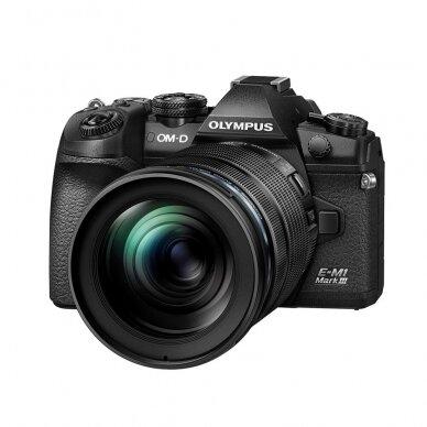 Fotoaparatas Olympus OM-D E-M1 Mark III 3