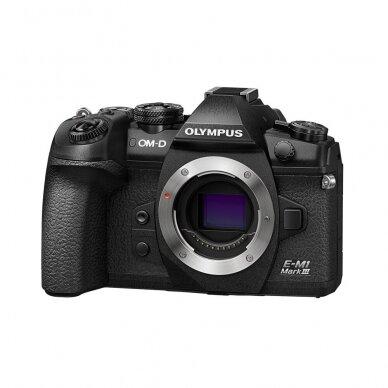 Fotoaparatas Olympus OM-D E-M1 Mark III 8