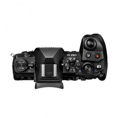 Fotoaparatas Olympus OM-D E-M1 Mark III 10