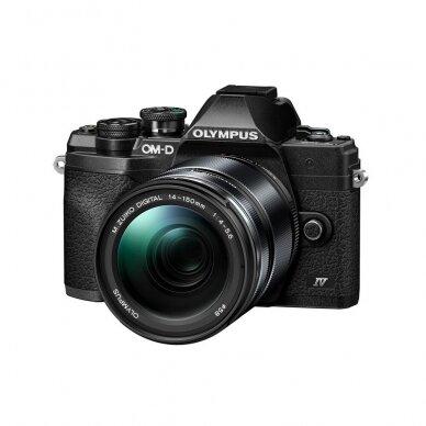 Fotoaparatas Olympus OM-D E-M10 Mark IV Black 7