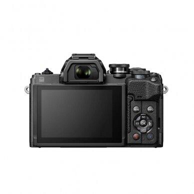 Fotoaparatas Olympus OM-D E-M10 Mark IV Black 6