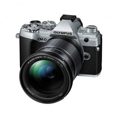 Fotoaparatas Olympus OM-D E-M5 Mark III Silver 3