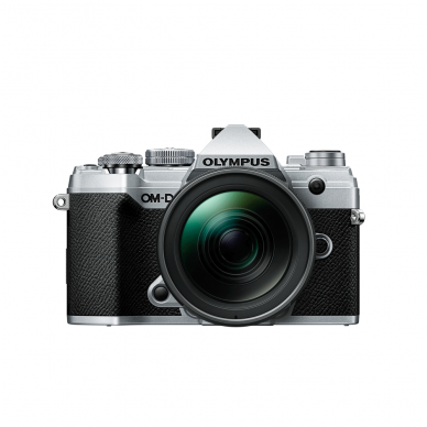 Fotoaparatas Olympus OM-D E-M5 Mark III Silver 2