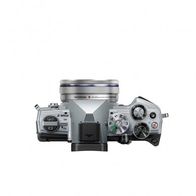 Fotoaparatas Olympus OM-D E-M5 Mark III Silver 4