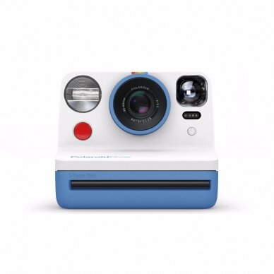 Fotoaparatas POLAROID ORIGINALS POLAROID NOW BLUE