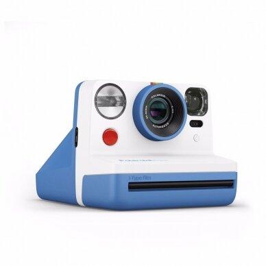 Fotoaparatas POLAROID ORIGINALS POLAROID NOW BLUE 4