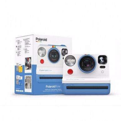 Fotoaparatas POLAROID ORIGINALS POLAROID NOW BLUE 7