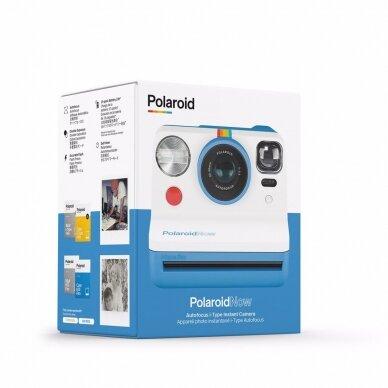 Fotoaparatas POLAROID ORIGINALS POLAROID NOW BLUE 8