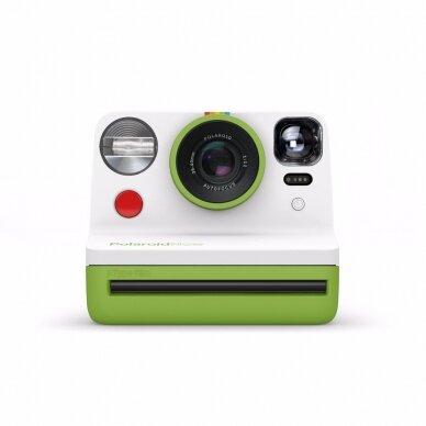 Fotoaparatas POLAROID ORIGINALS POLAROID NOW GREEN