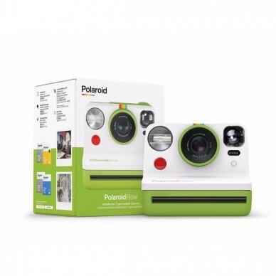 Fotoaparatas POLAROID ORIGINALS POLAROID NOW GREEN 7