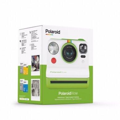 Fotoaparatas POLAROID ORIGINALS POLAROID NOW GREEN 8