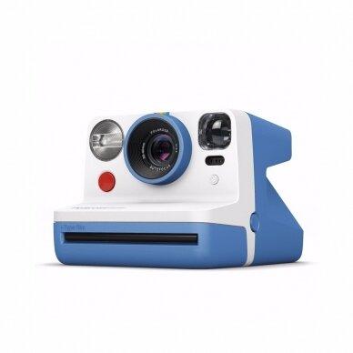 Fotoaparatas POLAROID ORIGINALS POLAROID NOW BLUE 2