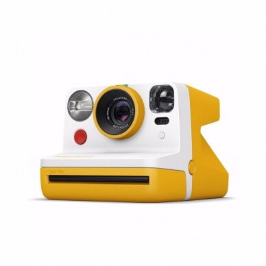 Fotoaparatas POLAROID ORIGINALS POLAROID NOW YELLOW 2