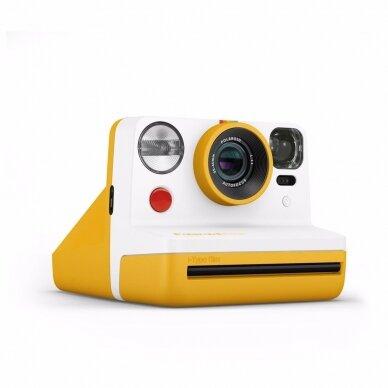 Fotoaparatas POLAROID ORIGINALS POLAROID NOW YELLOW 4