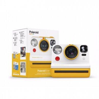 Fotoaparatas POLAROID ORIGINALS POLAROID NOW YELLOW 6
