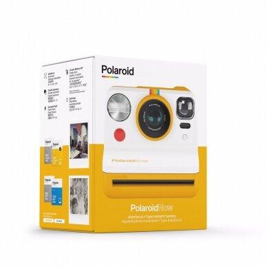 Fotoaparatas POLAROID ORIGINALS POLAROID NOW YELLOW 7