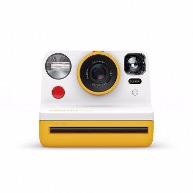 Fotoaparatas POLAROID ORIGINALS POLAROID NOW YELLOW