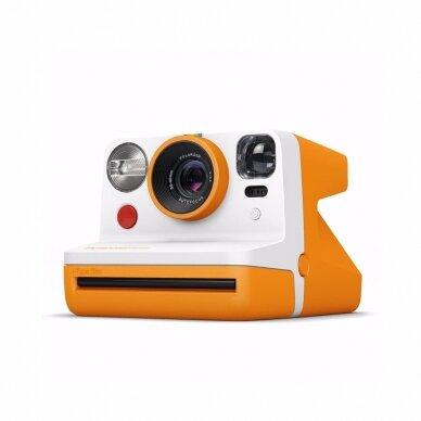 Fotoaparatas POLAROID ORIGINALS POLAROID NOW ORANGE 2