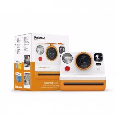 Fotoaparatas POLAROID ORIGINALS POLAROID NOW ORANGE 6