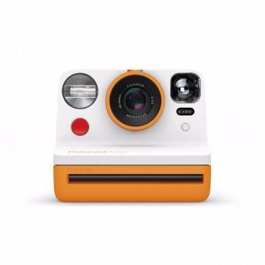 Fotoaparatas POLAROID ORIGINALS POLAROID NOW ORANGE