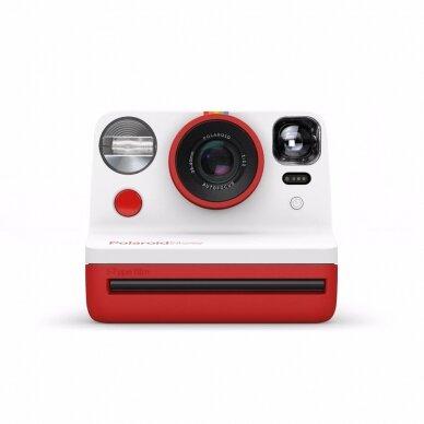 Fotoaparatas POLAROID ORIGINALS POLAROID NOW RED