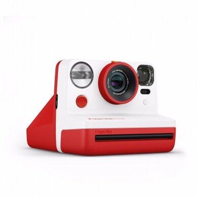 Fotoaparatas POLAROID ORIGINALS POLAROID NOW RED 4