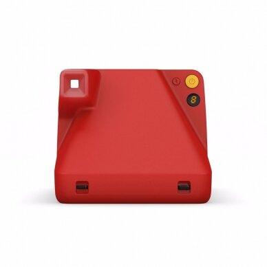 Fotoaparatas POLAROID ORIGINALS POLAROID NOW RED 5