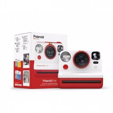 Fotoaparatas POLAROID ORIGINALS POLAROID NOW RED 6