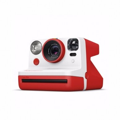 Fotoaparatas POLAROID ORIGINALS POLAROID NOW RED 2