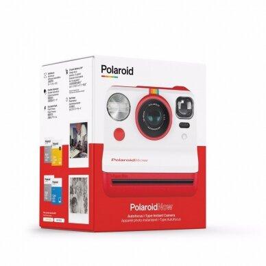 Fotoaparatas POLAROID ORIGINALS POLAROID NOW RED 7