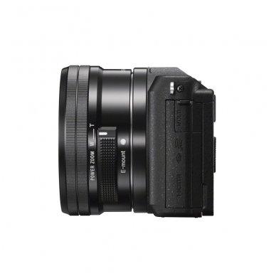 Fotoaparatas Sony α5100 16-50 Kit Black 4