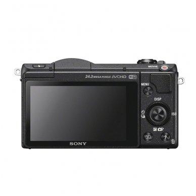 Fotoaparatas Sony α5100 16-50 Kit Black 5