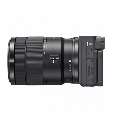 Fotoaparatas Sony α6400 18-135 Kit Black papildoma + 1 metų garantija 4