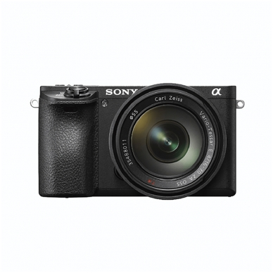 Fotoaparatas Sony α6500 16-70 kit black