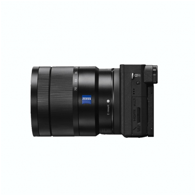 Fotoaparatas Sony α6500 16-70 kit black 4