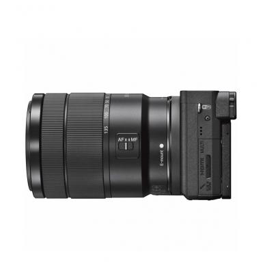 Fotoaparatas Sony α6500 18-135 Kit Black 5