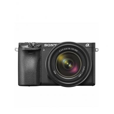 Fotoaparatas Sony α6500 18-135 Kit Black