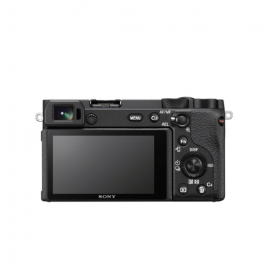 Fotoaparatas Sony α6600 BODY BLACK 2