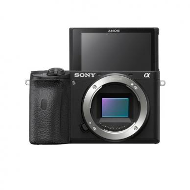 Fotoaparatas Sony α6600 + 18-135MM OSS 5