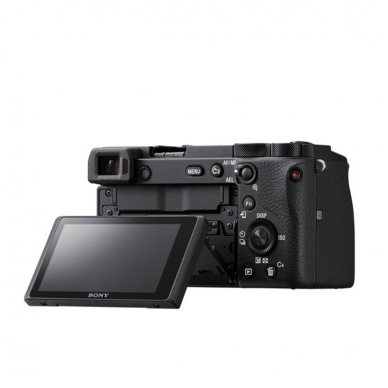 Fotoaparatas Sony α6600 BODY BLACK 5