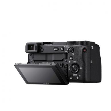 Fotoaparatas Sony α6600 BODY BLACK 6