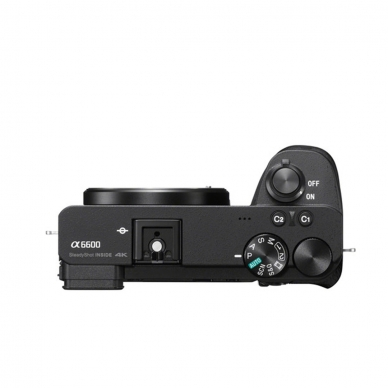 Fotoaparatas Sony α6600 + 18-135MM OSS 8