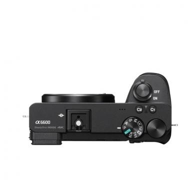 Fotoaparatas Sony α6600 BODY BLACK 7