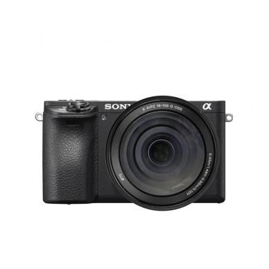 Fotoaparatas Sony α6500 18-105 Kit Black