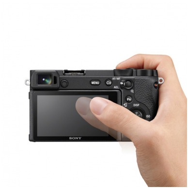 Fotoaparatas Sony α6600 BODY BLACK 3